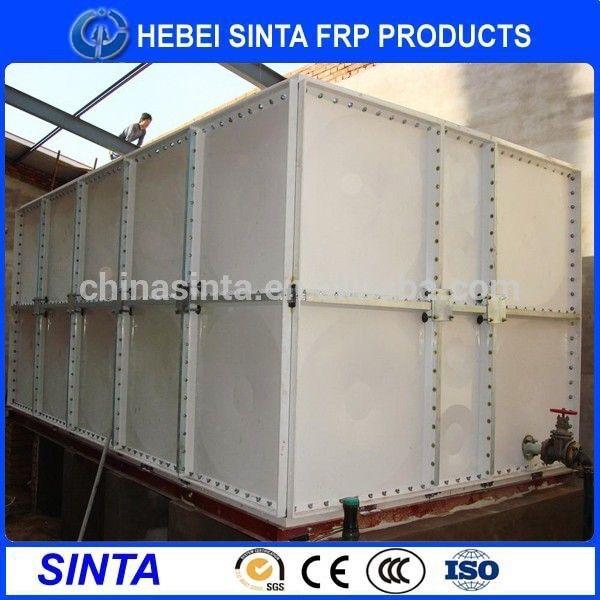 10m3 Frp Water Assemble Storage Tank Steel Water Tanks Storage Tank Water Tank
