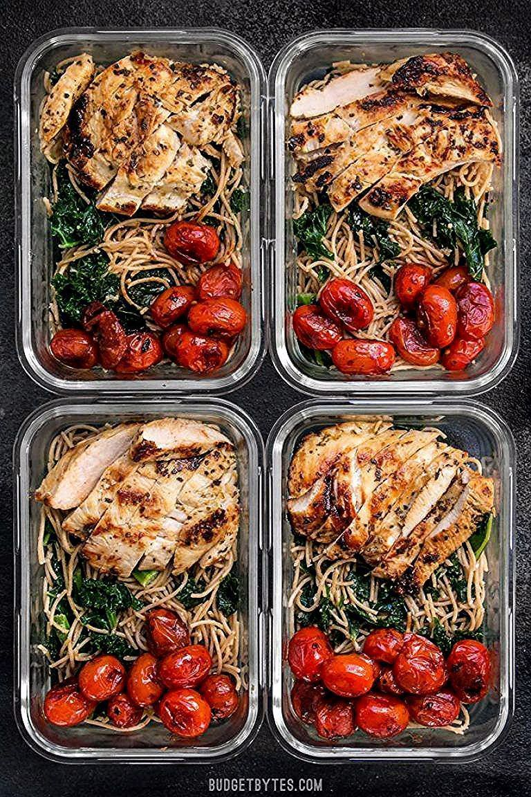 30 Delicious and Healthy Meal Prep Recipes Thatll Get You Pumped for Fitness  30...--30 Delicious an...