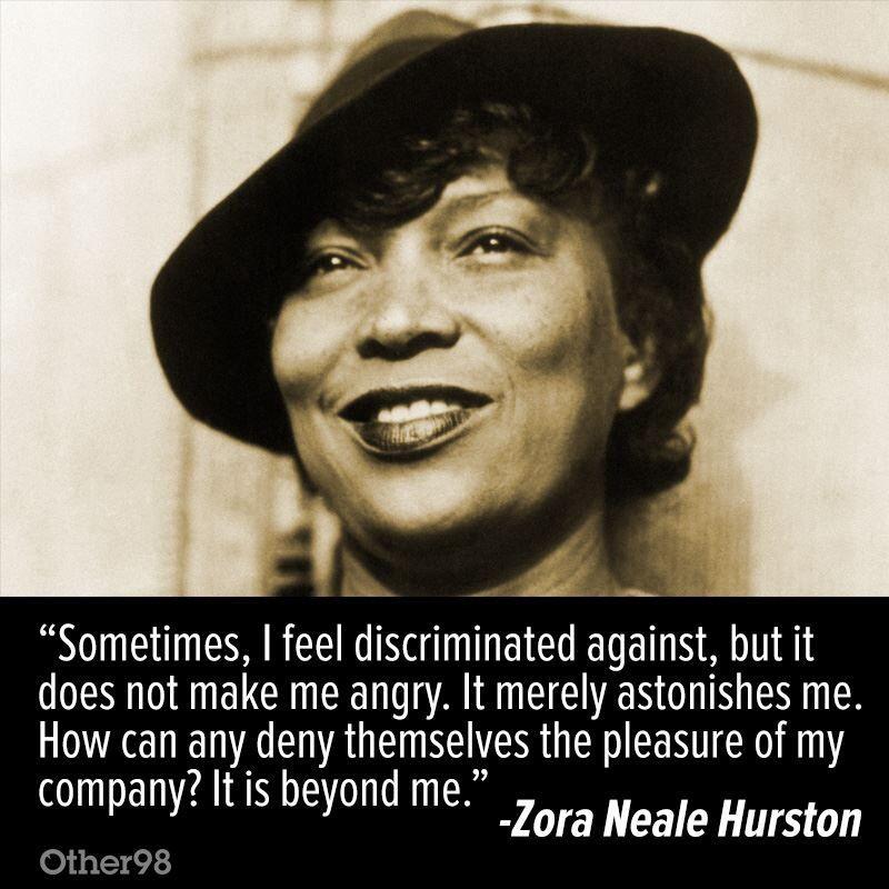 Critical Analysis of Zora Neale Hurston's