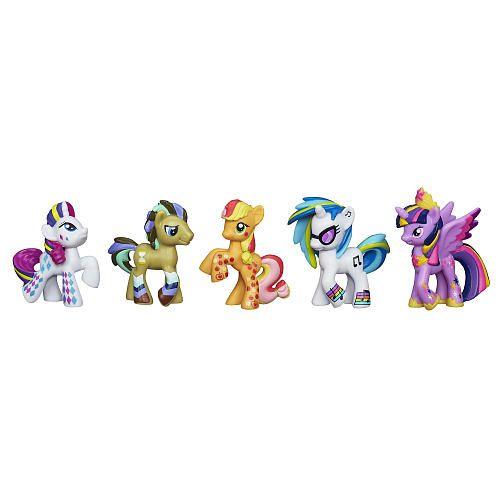 My Little Pony Rainbow Pony Favorite Set