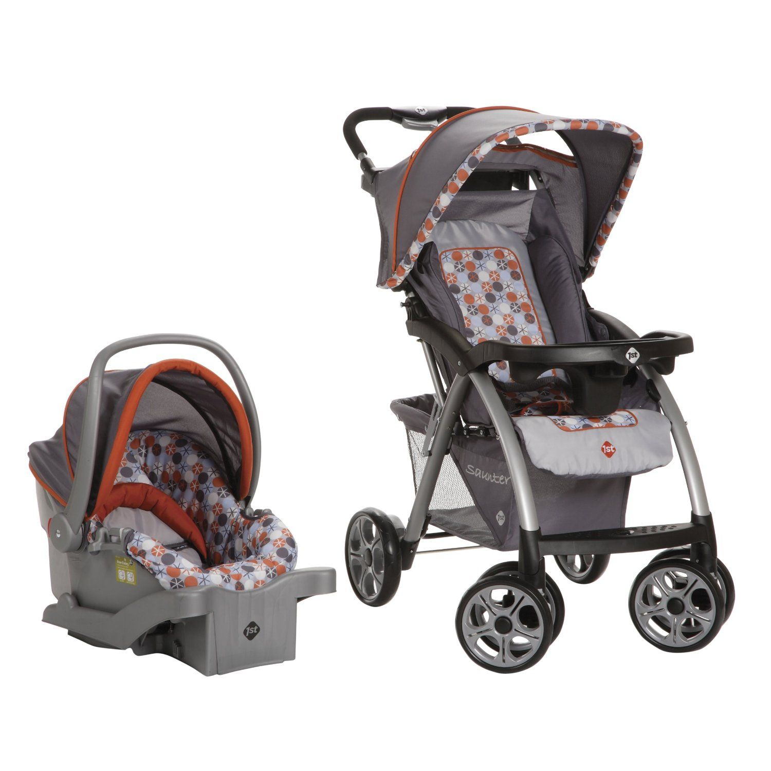Baby Stroller Travel Systems Safety 1st Saunter Travel