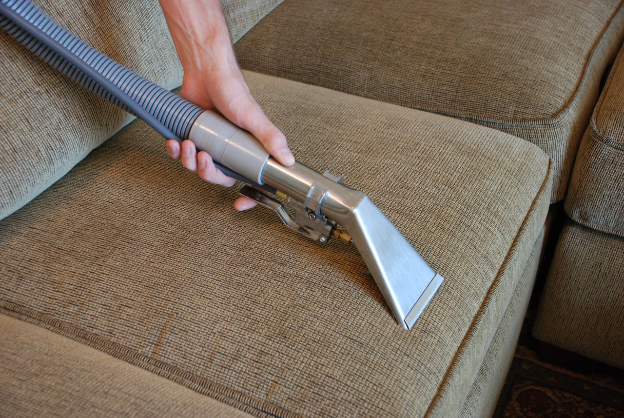 How To Clean Fabric Sofa Without Water With The