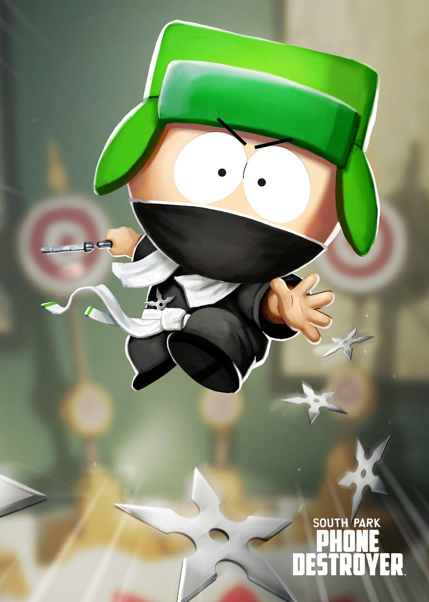 South Park Phone Destroyer Kyle South Park South Park South