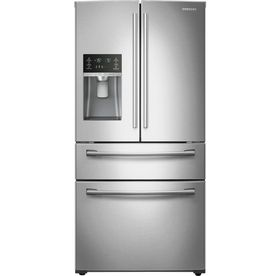 Samsung 28 15 Cu Ft 4 Door French Refrigerator With Single Ice Maker