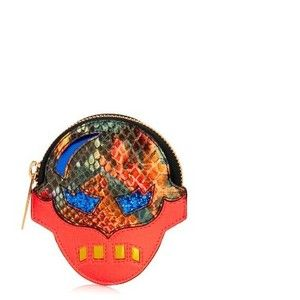 STELLA MCCARTNEY Superstellaheroes coin purse