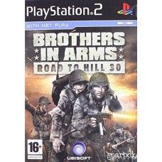 Brothers In Arms:Road To Hill 30 for Sony Playstation 2 from Gearbox/UbiSoft (SLES 52888)