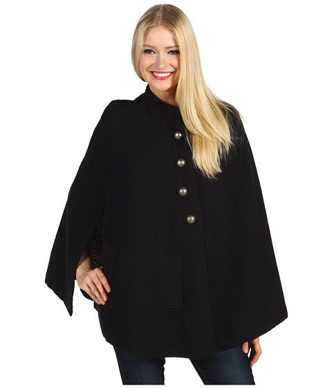 Brigitte Bailey Riele Poncho Jacket