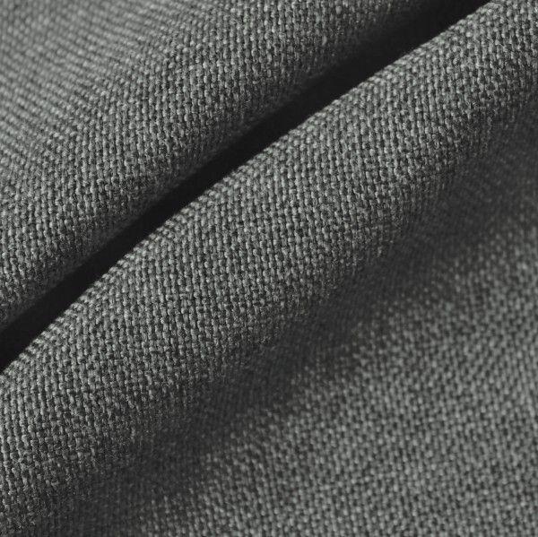 Polster- Möbelstoff Artikel Mimoza Farbe Mittel-Grau ...