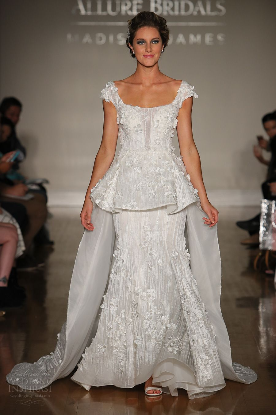 Allure bridals and madison james collections u new york bridal