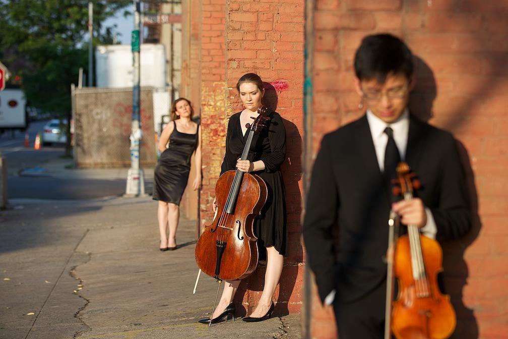 Manhattan Piano Trio | GALLERY