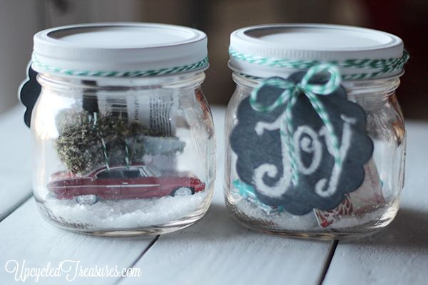 Reindeer Mason Jar Gift Card Holder 7 More Mason Jar Gifts Mason Jar Diy Mason Jars