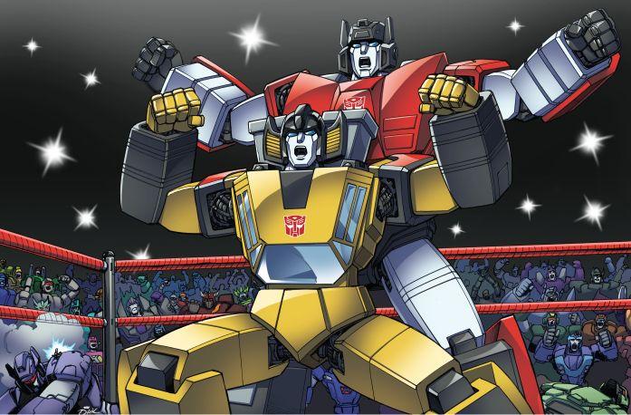 Transformers Sunstreaker by ninjha on DeviantArt