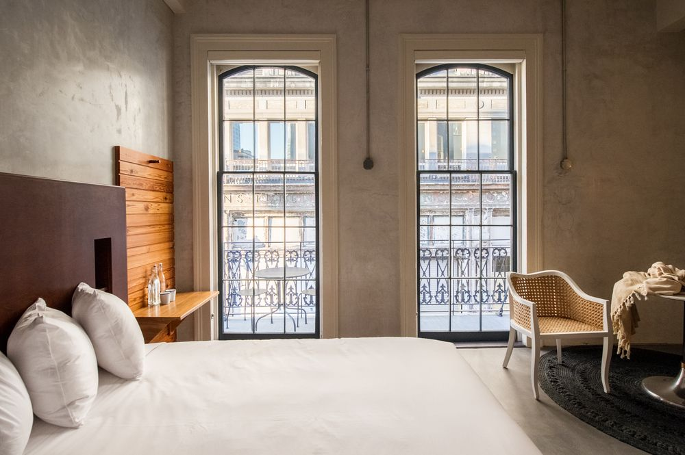 New Orleans Catahoula Hotel Vacations Pinterest