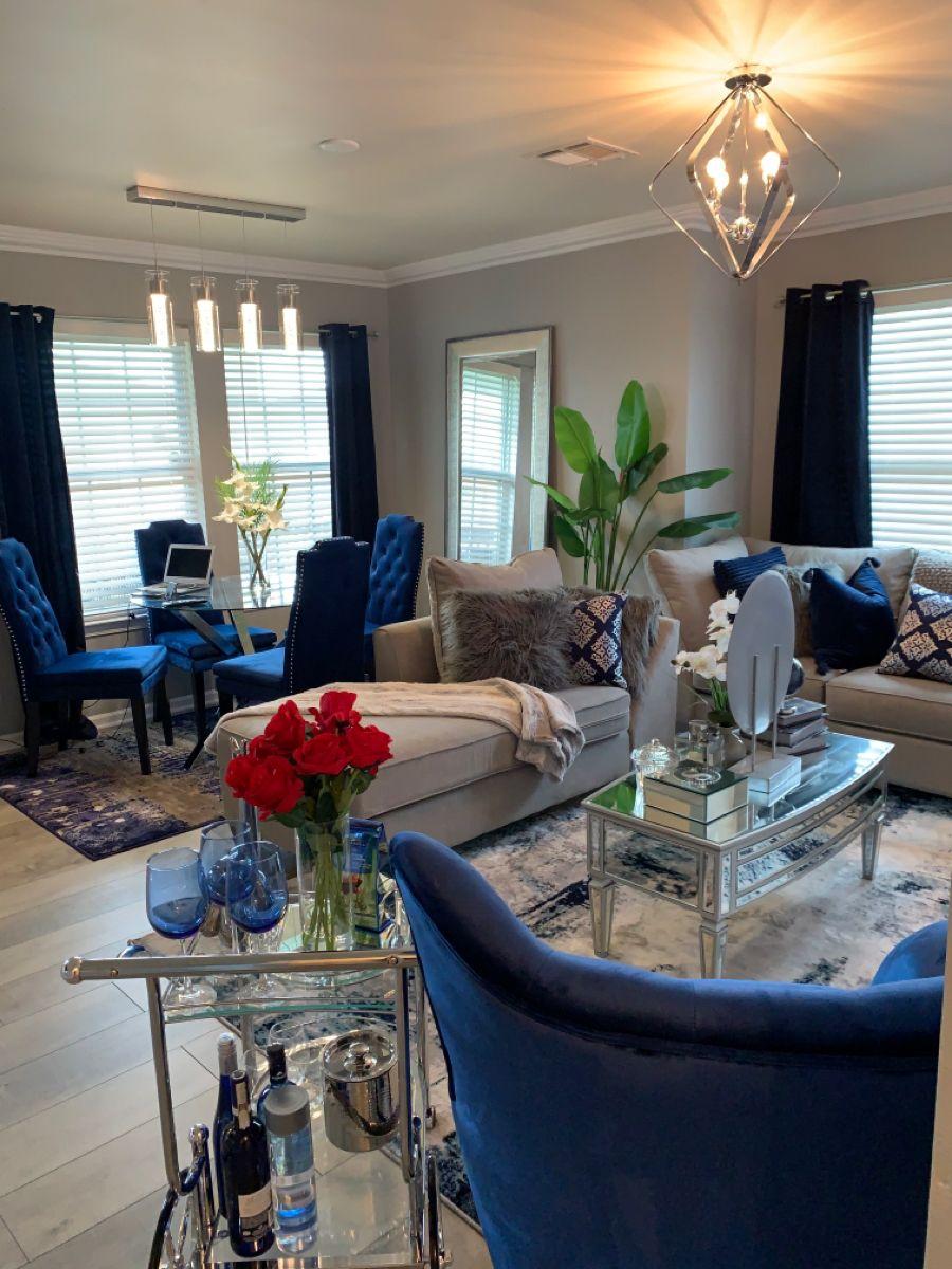 Living Room Ideas Decor Home Apartment Glam