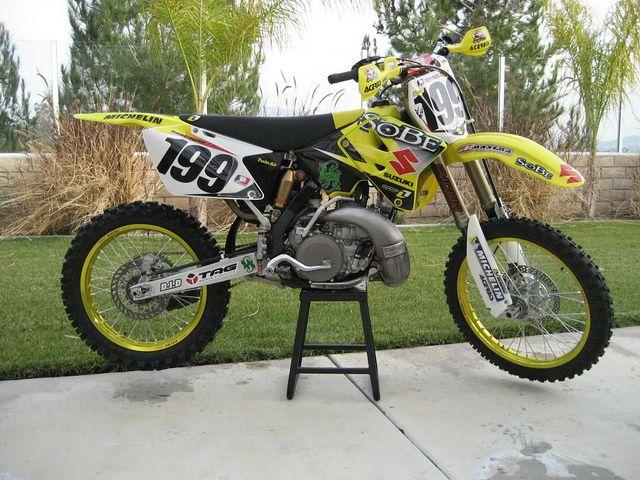 Pin By Chris Scoggins On Moto Suzuki Dirt Bikes Yamaha Motocross Motocross Bikes