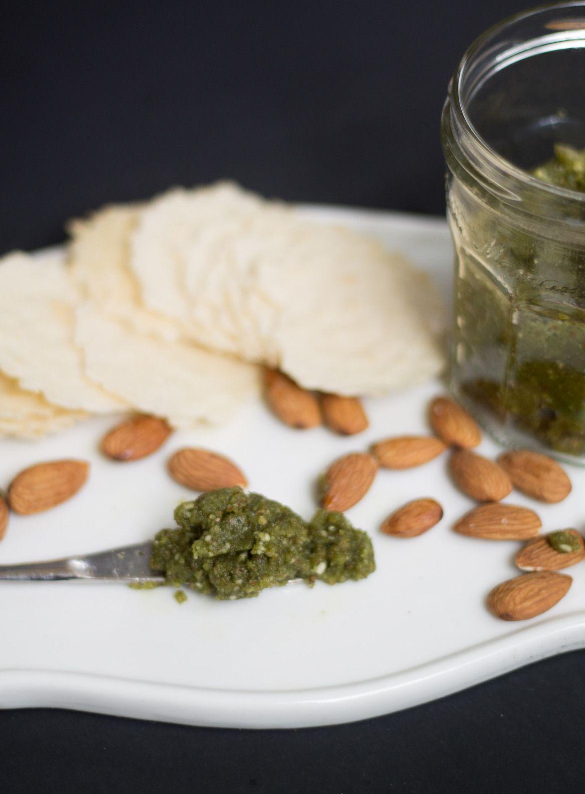 Almond Pesto 1-1