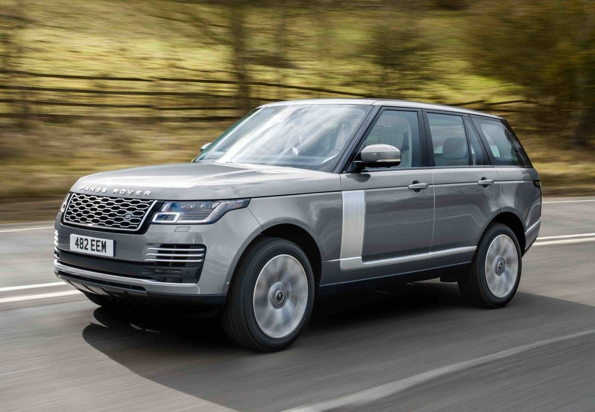 The Range Rover is getting a new mildhybrid for the 2020