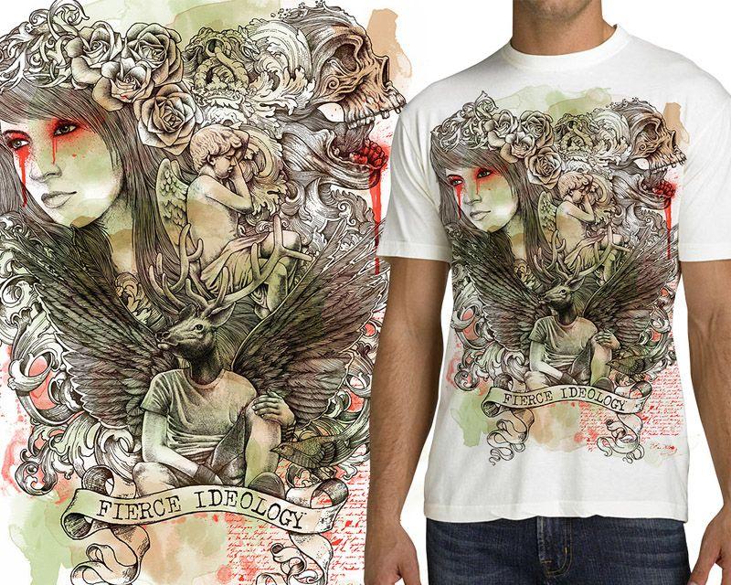 best t shirt design