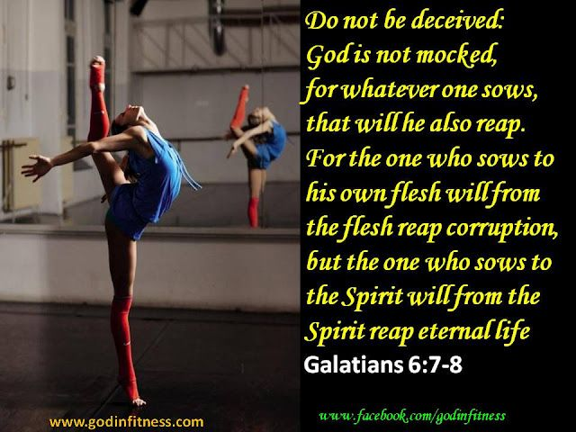 Do not be deceived- Choose wisely
