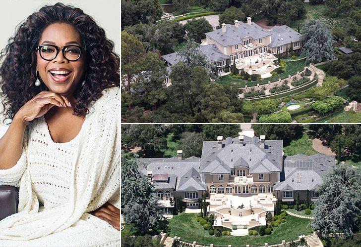 Insane Celebrity Houses These Celebs Said Goodbye To Home ...