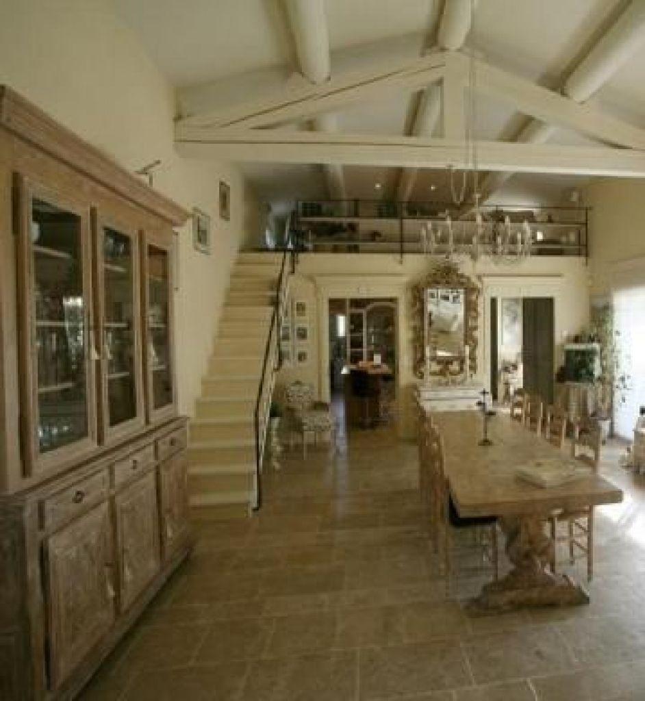Französisch Country Homes Interiors #Möbel