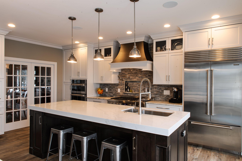 Marble Quartz Kitchen