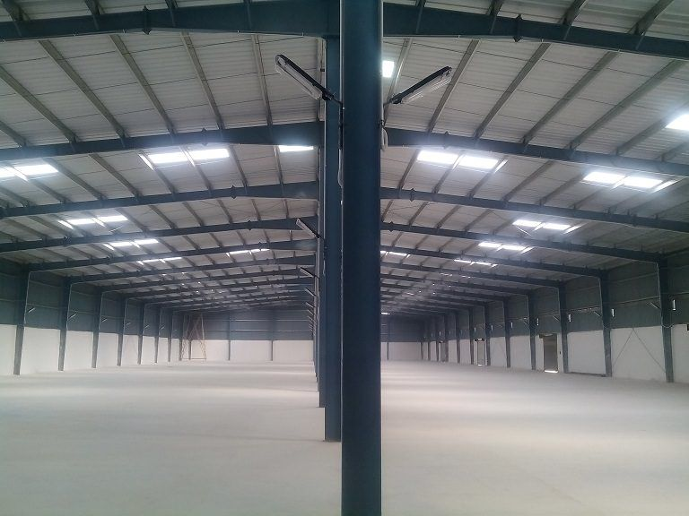 Hire warehousing space book a commercial godown space