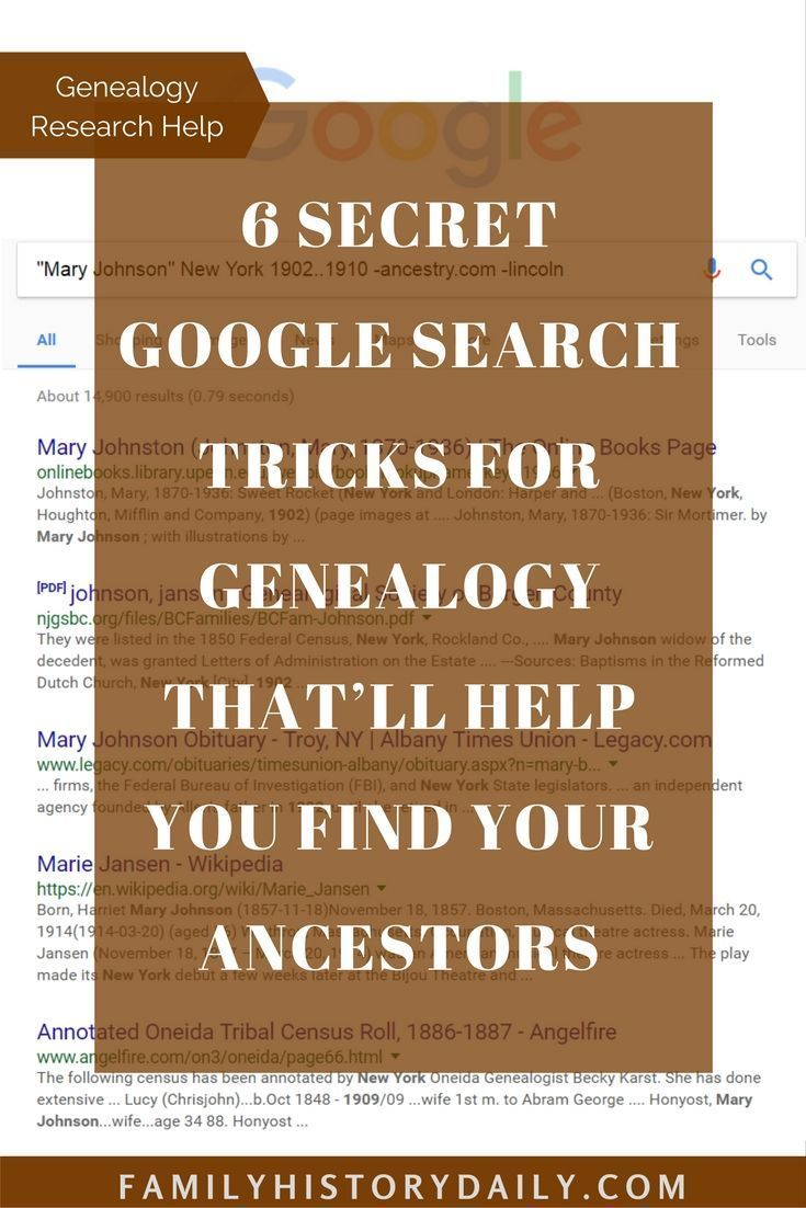 Ancestry for Free: Genealogy Research Sites That Don't Cost a Dime | Family History Daily #genealogy