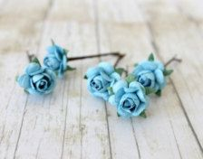 Bridal Hair Accessories: Bobby Pins, Flowers, Headbands - Page 2