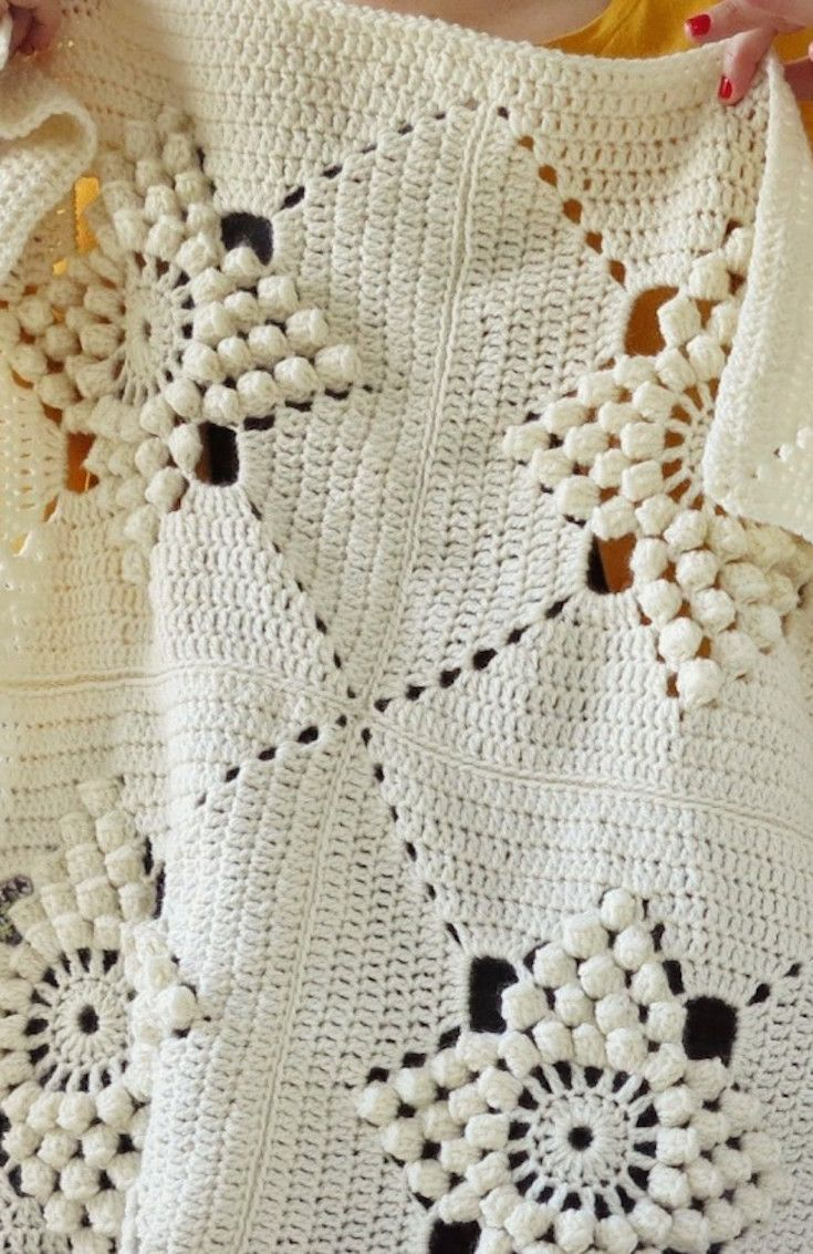 Free Crochet Pattern] This Simply Stunning Afghan Will Make You Fall ...
