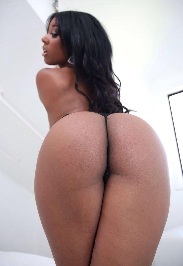 Nice black women ass