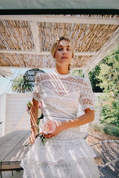 ML Monique Lhuillier Villandry Dress - BHLDN