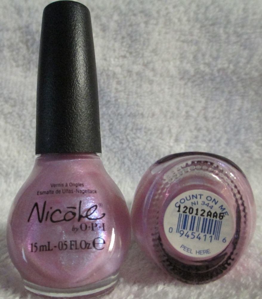 Opi Infinite Shine You Can Count On It Nicole Opi Nail Polish Count On Me Ni 344 Multi Chrome Purple Blue Lacquer Opi マニキュア お気に入り