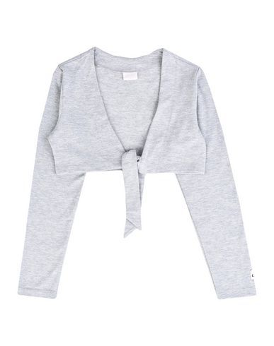 DIMENSIONE DANZA SISTERS Girl's' Wrap cardigans Light grey 8 years
