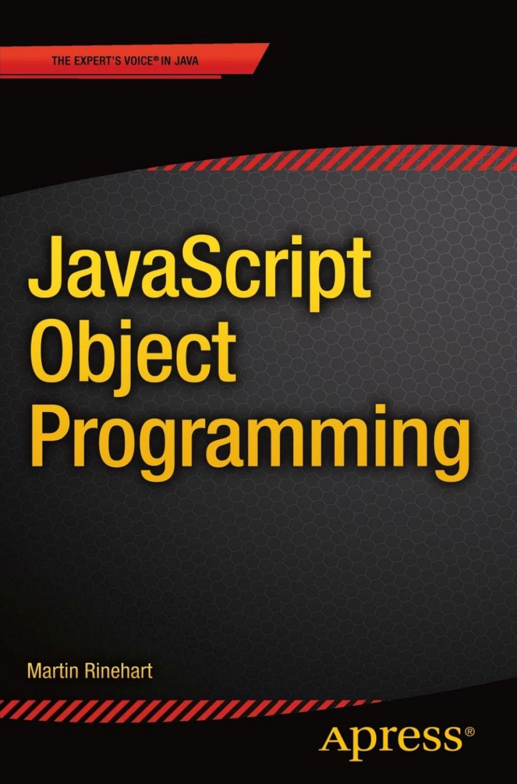 Javascript Object Programming Ebook