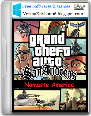 Gta S A Namaste America Free Softwares And Games San Andreas Game San Andreas Best Pc Games