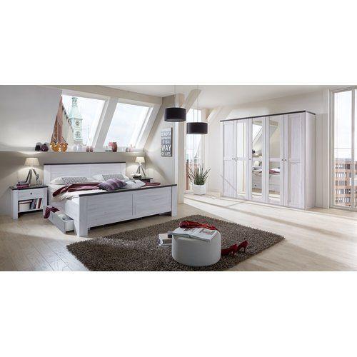 4-tlg Schlafzimmer-Set Chateau 180 x 200 cm Jetzt bestellen unter