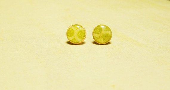 Tiny ear posts  Lovely earring gift  idea