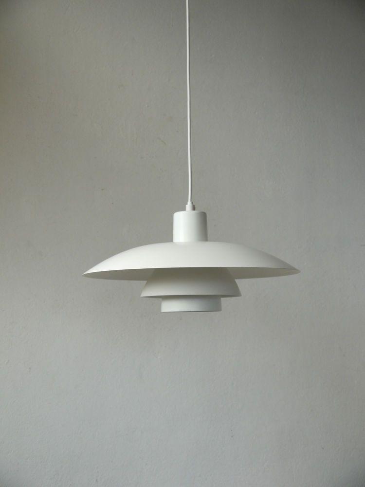 louis poulsen ph 4 3 danish modern design lamp d nemark 70er eames jacobsen era in antiquit ten. Black Bedroom Furniture Sets. Home Design Ideas