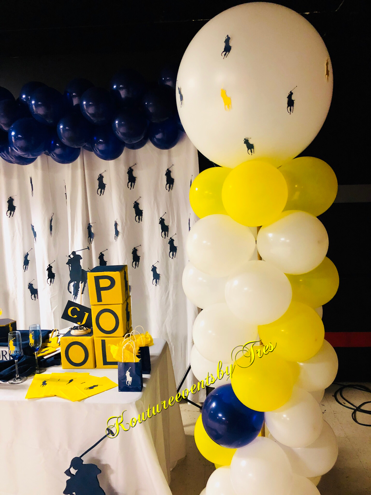 Polo themed party | Polo baby shower, Royalty baby shower ...