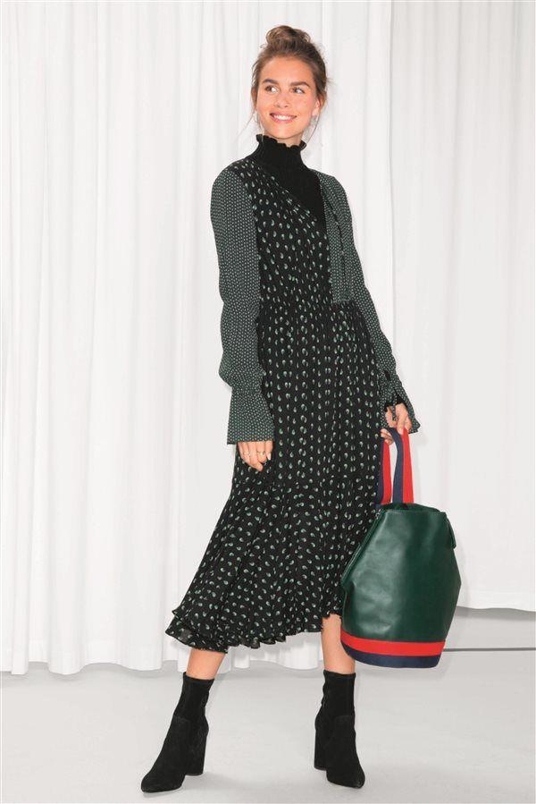 63e3a4898 Cómo llevar el estilo boho en tus looks de otoño-invierno   moda ...