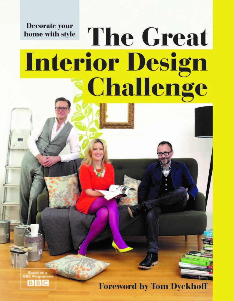 Win A The Great Interior Design Challenge Book X 5 Great