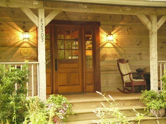 log home front doors - Google Search | House ideas | Pinterest ...