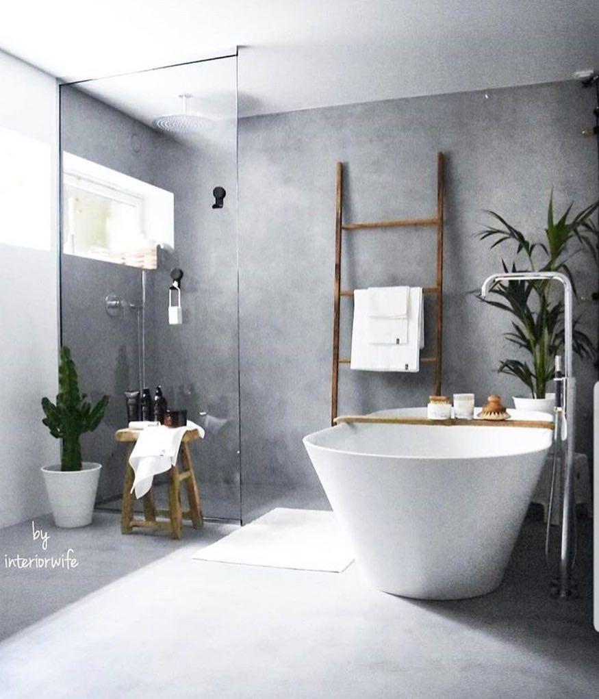 "Photo of Inspi_Deco på Instagram: ""▪️ Baderomsdesign ? Inspi @interiorwife #picoftheday #toilette #wc #bath #bathroom #bathroomdecor #bathroomdesign #bathroomideas # classy…"""
