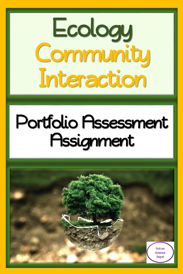 Ecology Community Interactions Portfolio Assessment