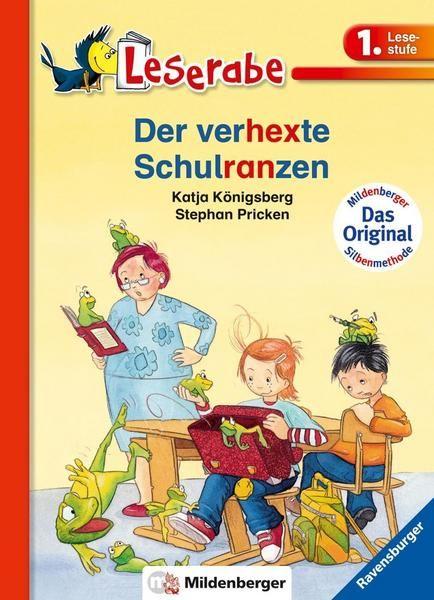 Leserabe - Der verhexte Schulranzen in 2020 | Geschenk ...