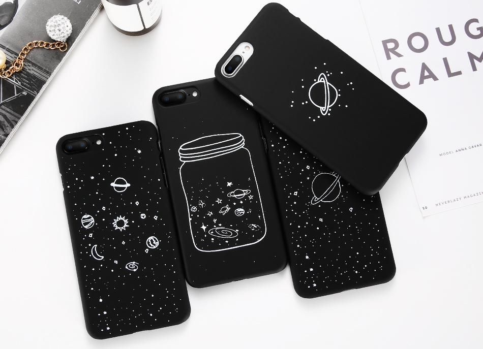 Galaxy Matte Phone Case For Iphone 4 Designs Notebooktherapy Iphone Iphone Handyhulle Diy Handyhulle