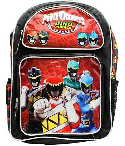 af3a0769f2b162 Power Rangers Dino Charge Large Backpack #BacktoSchool #Amazon ...
