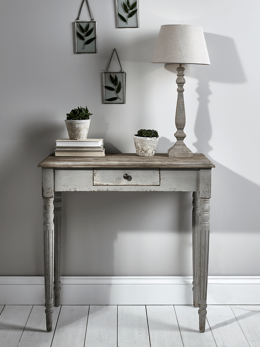 End of hallway storage ideas  Console Tables Small u Narrow Hallway Console Tables with Storage