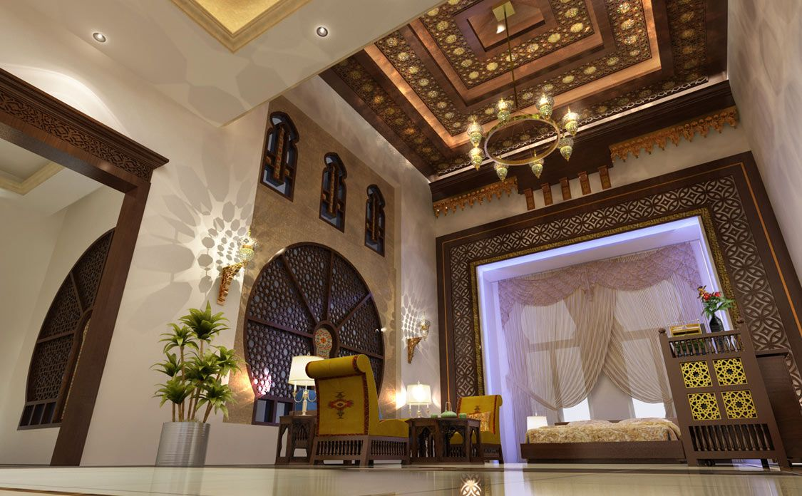 Creative Touch Decor Zabeel Mosque Mosque Interior Design